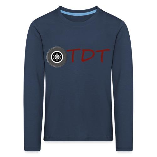 OtdtOfficiel - T-shirt manches longues Premium Enfant