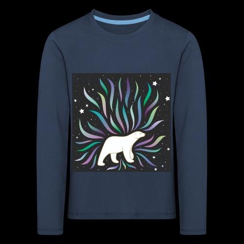 polar ours - T-shirt manches longues Premium Enfant