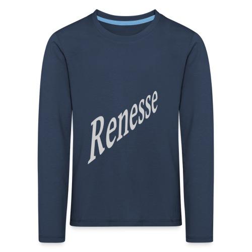 Renesse - Kinder Premium Langarmshirt