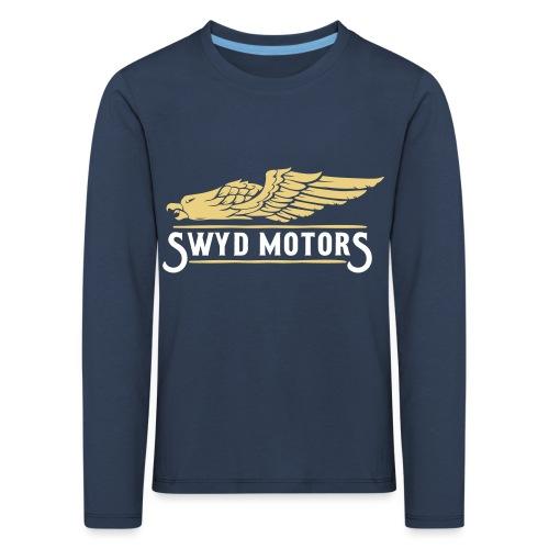 logo-swyd-motors-small - T-shirt manches longues Premium Enfant