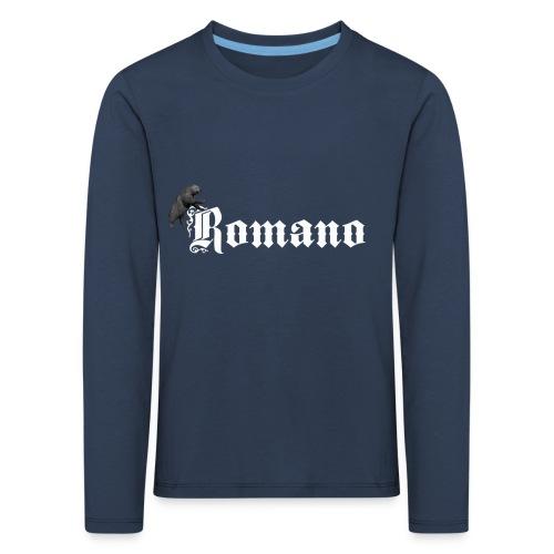 626878 2406603 romano23 orig - Långärmad premium-T-shirt barn