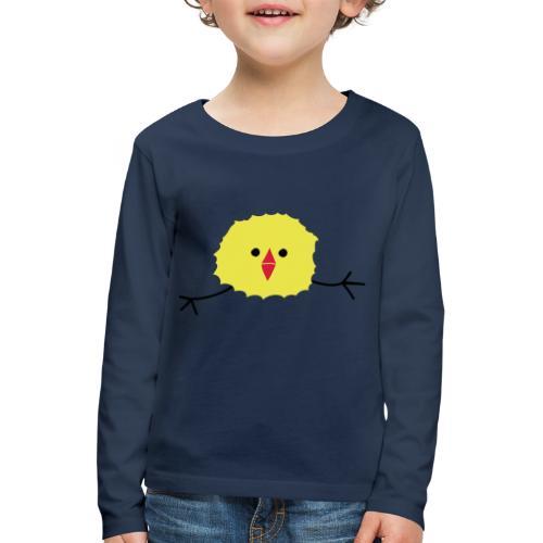 Silly Running Chic - Kinderen Premium shirt met lange mouwen