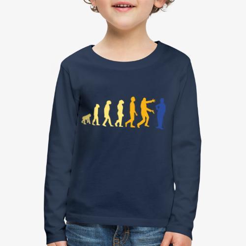 Cinematografía - Camiseta de manga larga premium niño