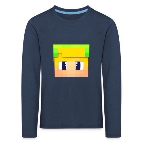 Yoshi Games Shirt - Kinderen Premium shirt met lange mouwen