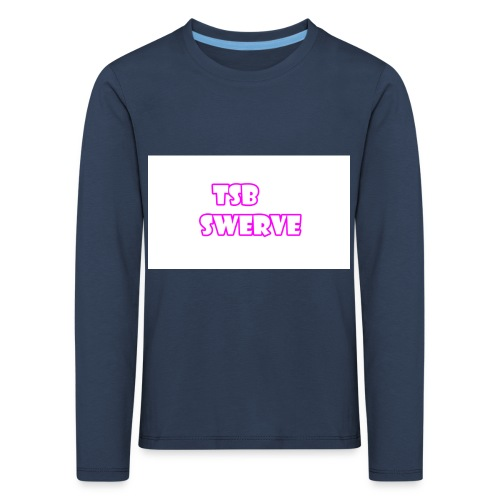 tsb shirt - Kids' Premium Longsleeve Shirt