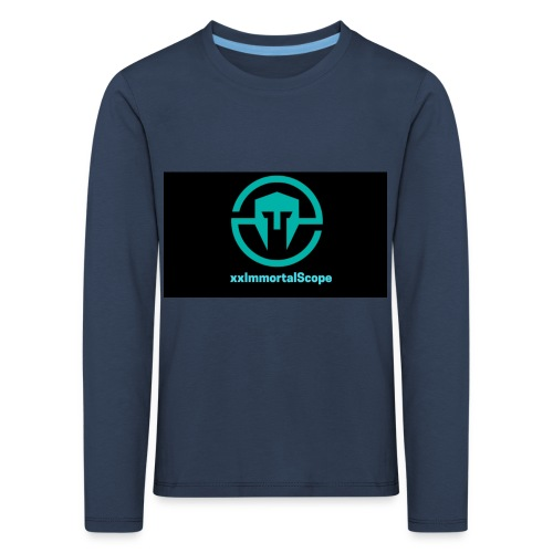 xxImmortalScope throwback - Kids' Premium Longsleeve Shirt
