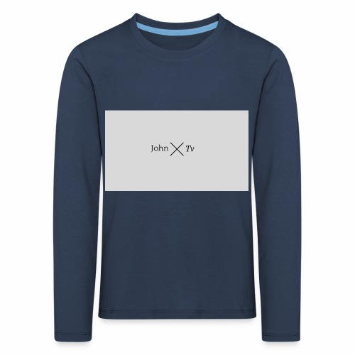 john tv - Kids' Premium Longsleeve Shirt