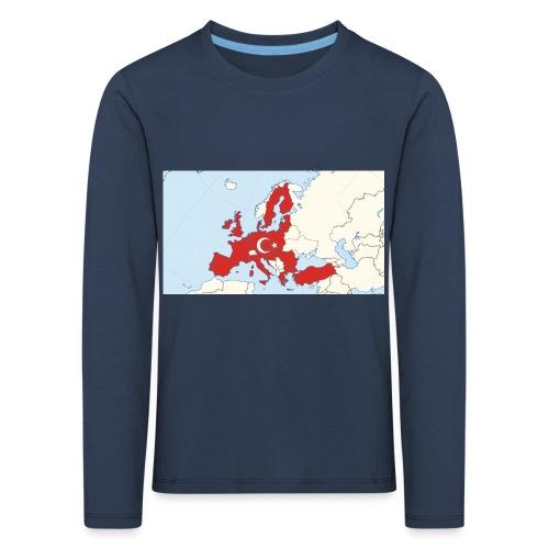 tuerkei - Kinder Premium Langarmshirt