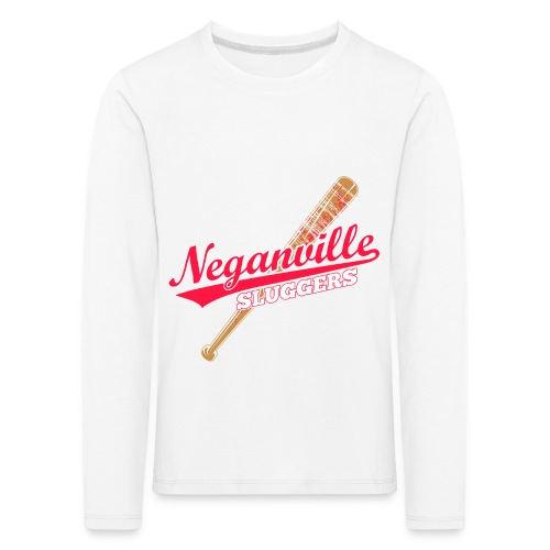 Neganville Sluggers - Kids' Premium Longsleeve Shirt