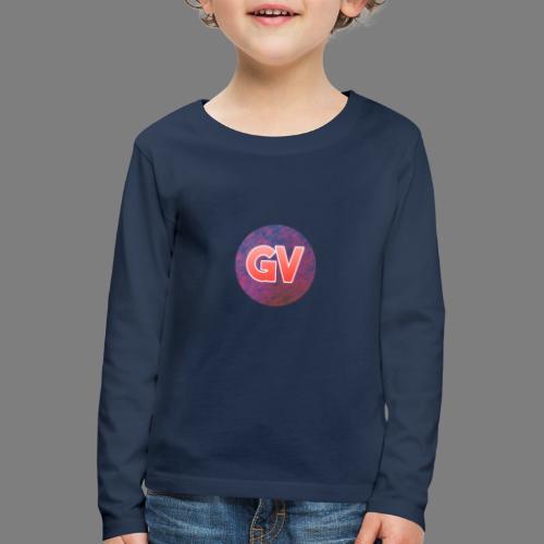 GV 2.0 - Kinderen Premium shirt met lange mouwen