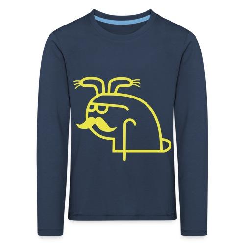 Pangbunny - Premium langermet T-skjorte for barn