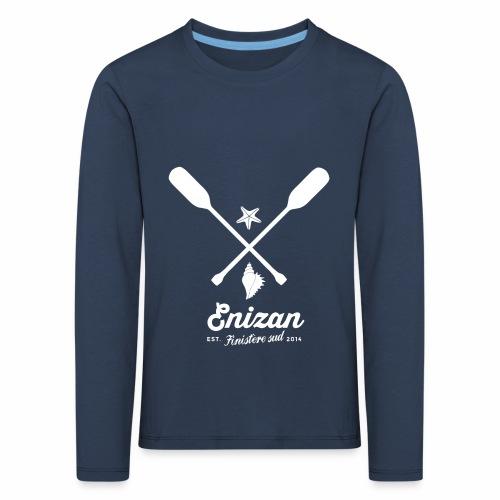 enizan-paddle - T-shirt manches longues Premium Enfant