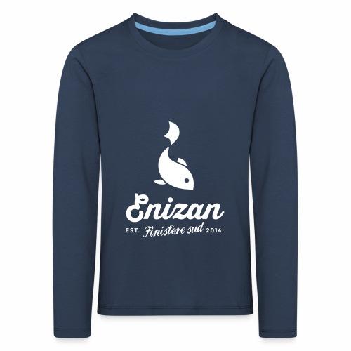 ENIZAN-LOGO - T-shirt manches longues Premium Enfant