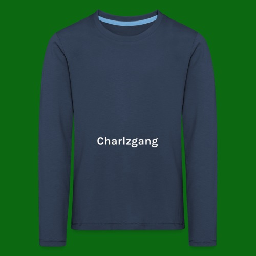 Charlzgang - Kids' Premium Longsleeve Shirt