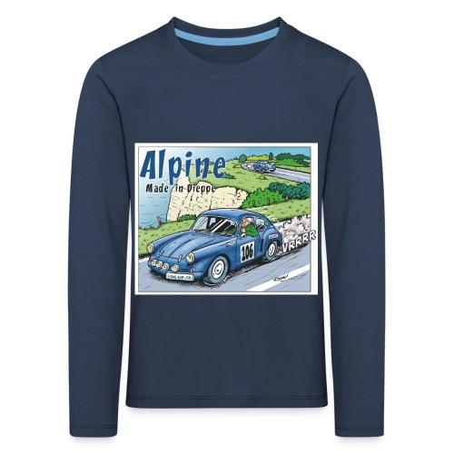 Polete en Alpine 106 - T-shirt manches longues Premium Enfant