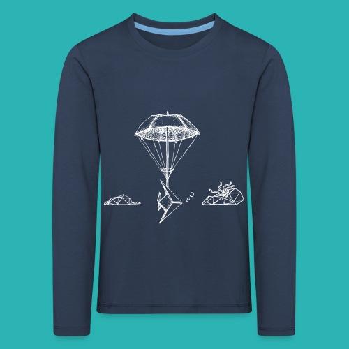 Galleggiar_o_affondare-png - Maglietta Premium a manica lunga per bambini
