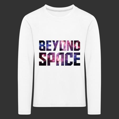 Beyond Space - T-shirt manches longues Premium Enfant