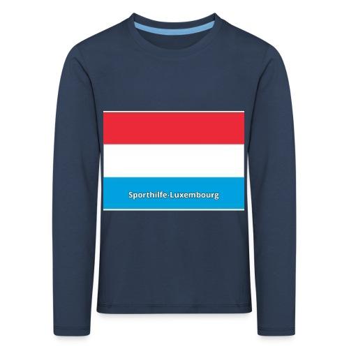 pf 1526995700 - T-shirt manches longues Premium Enfant