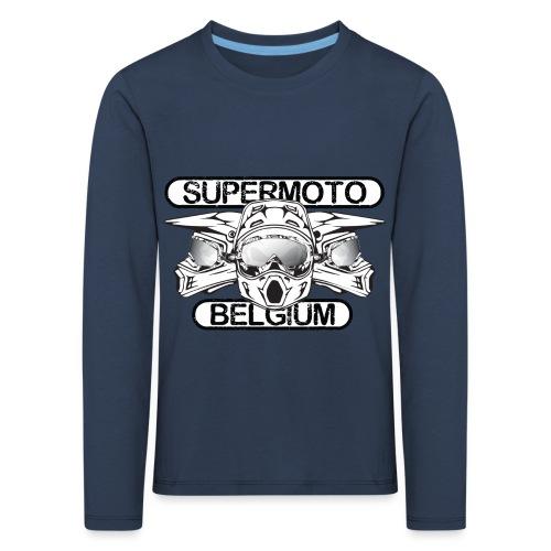 LogoSMB - Kinderen Premium shirt met lange mouwen