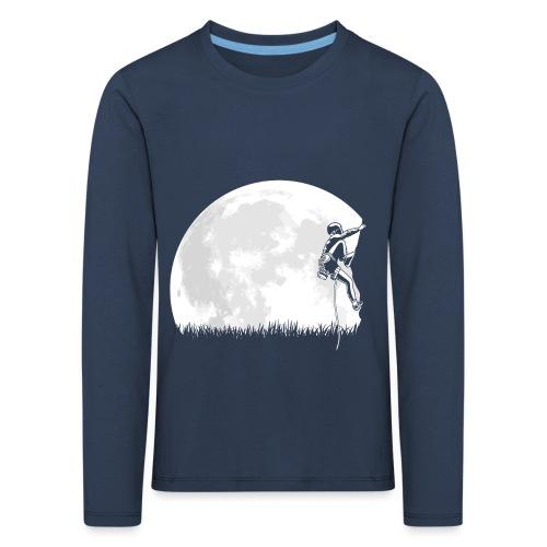 Kletterer - Kinder Premium Langarmshirt