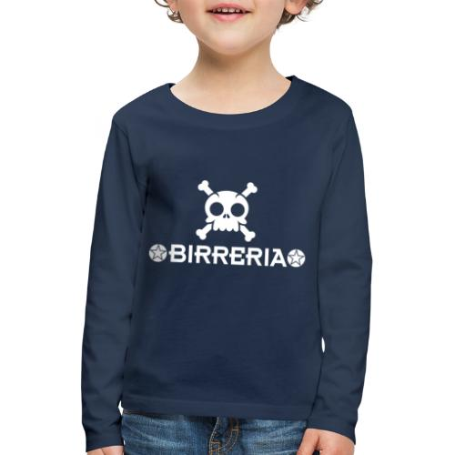 Kids Skull Fun - Kinder Premium Langarmshirt