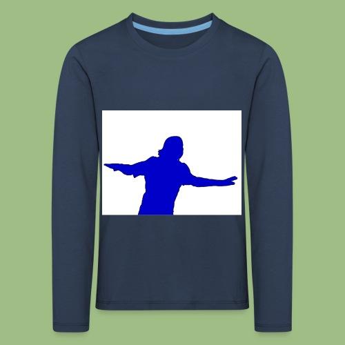Drogba CFC - Långärmad premium-T-shirt barn