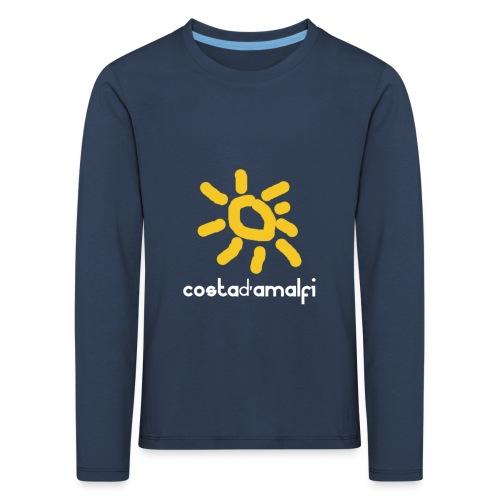 costadamalfi - Maglietta Premium a manica lunga per bambini
