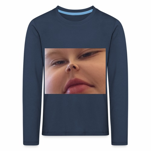 Sexy Man - Långärmad premium-T-shirt barn