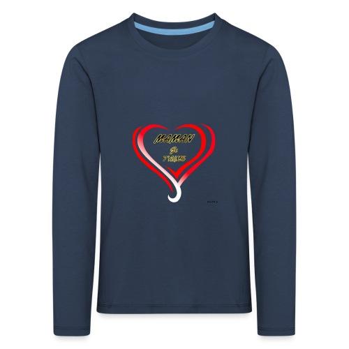 fete mere - T-shirt manches longues Premium Enfant