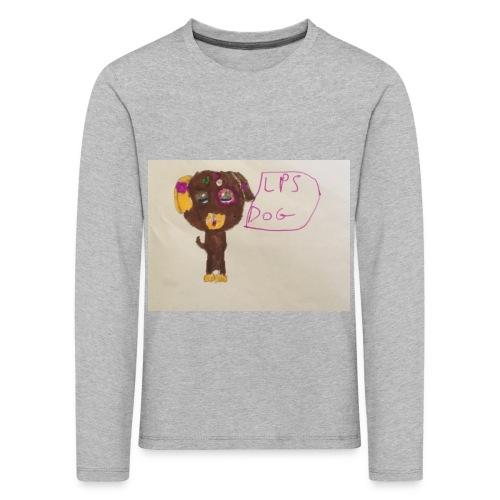 Little pets shop dog - Kids' Premium Longsleeve Shirt