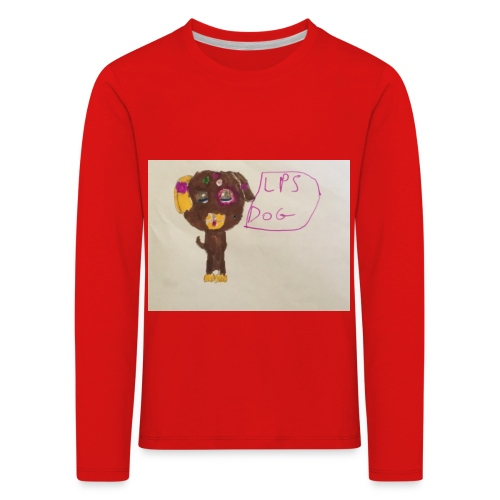 Little pets shop dog - Kids' Premium Longsleeve Shirt
