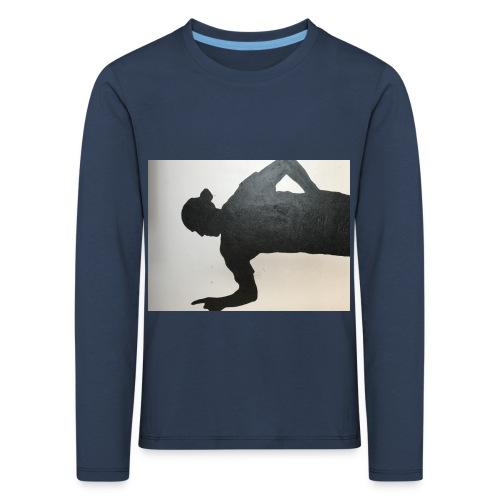 Zlatan - Långärmad premium-T-shirt barn