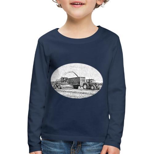 Sillageernte - Kinder Premium Langarmshirt