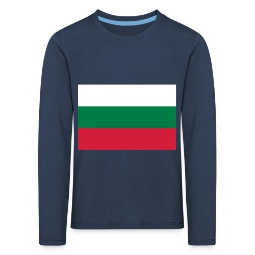 Bulgaria - Kinderen Premium shirt met lange mouwen