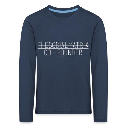 JAANENJUSTEN - Kinderen Premium shirt met lange mouwen
