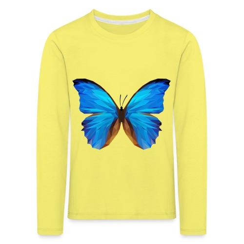 PAPILLON - MINIMALISTE - T-shirt manches longues Premium Enfant