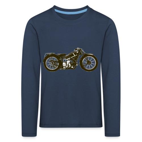 Classic Cafe Racer - Kids' Premium Longsleeve Shirt