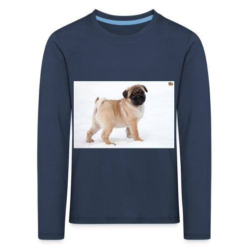 walker family pug merch - Kids' Premium Longsleeve Shirt