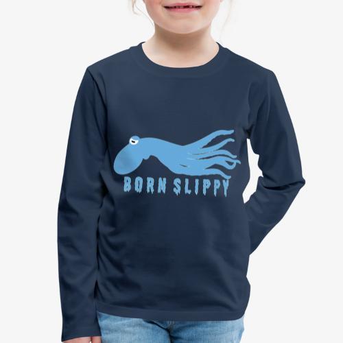 Slip On By - Långärmad premium-T-shirt barn
