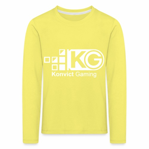 clear large - Kids' Premium Longsleeve Shirt
