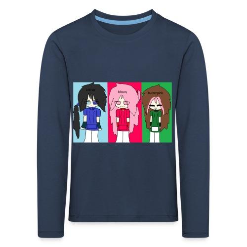 rrg team - Kids' Premium Longsleeve Shirt