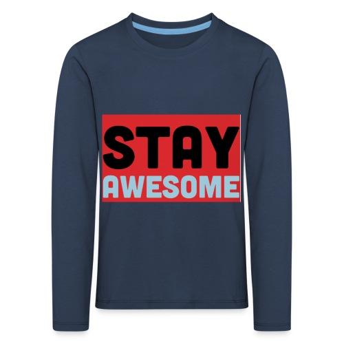 425AEEFD 7DFC 4027 B818 49FD9A7CE93D - Kids' Premium Longsleeve Shirt