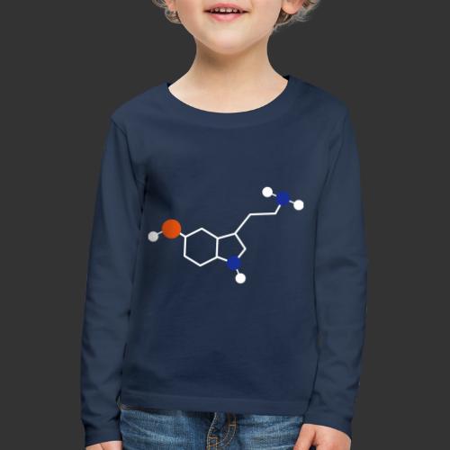 Serotonin - T-shirt manches longues Premium Enfant