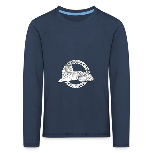 CelticTiger Apparel - Kids' Premium Longsleeve Shirt