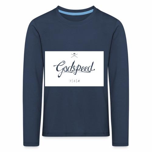 godspeed - Lasten premium pitkähihainen t-paita
