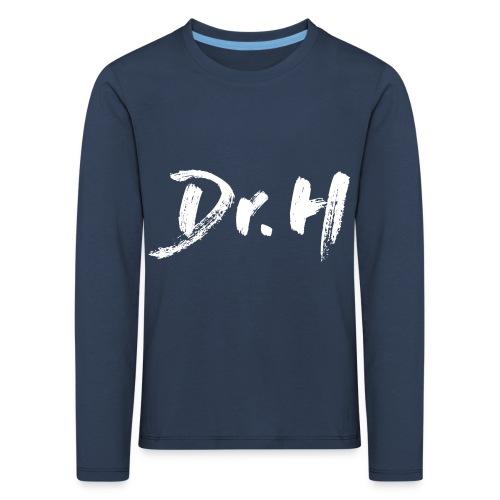 Sweat enfant Docteur H - T-shirt manches longues Premium Enfant