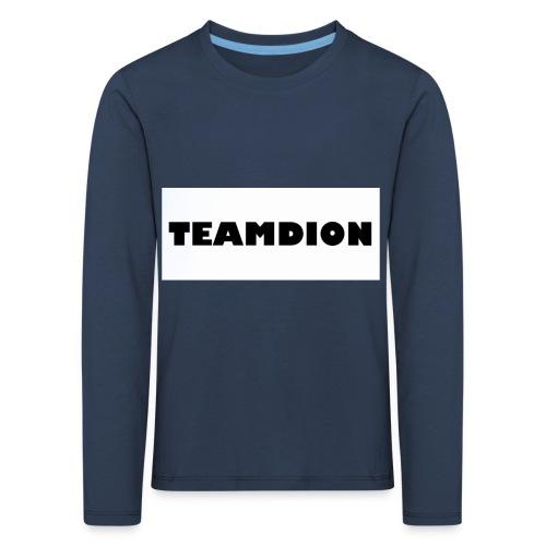 25258A83 2ACA 487A AC42 1946E7CDE8D2 - Kids' Premium Longsleeve Shirt