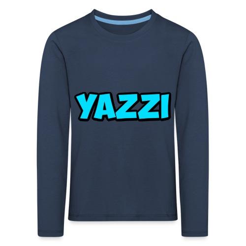yazzi - Kids' Premium Longsleeve Shirt