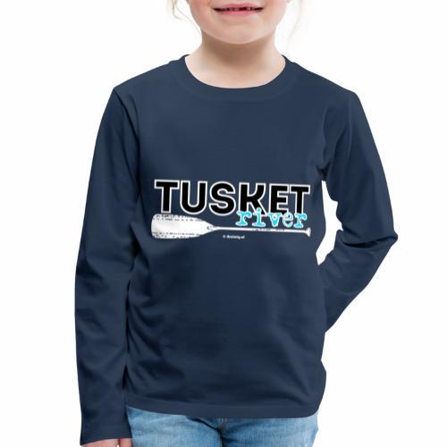 Tusket River - Kinderen Premium shirt met lange mouwen