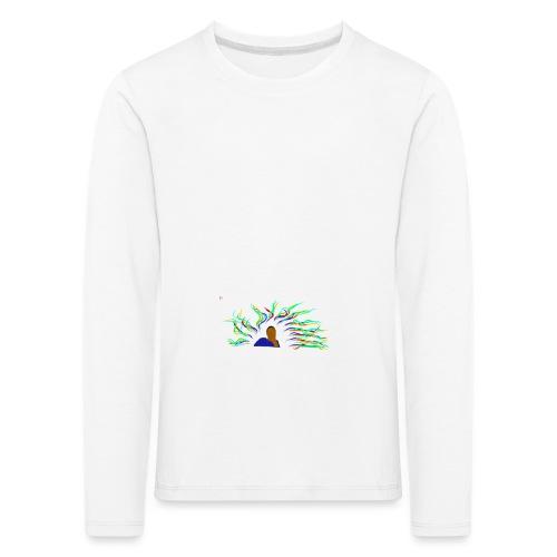Project Drawing 1 197875703 - Kids' Premium Longsleeve Shirt